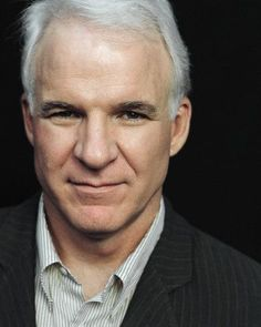 Steve Martin One of my all-time favorite comedians. He's also a good actor and a good banjo player.