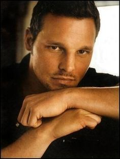 Justin Chambers ... because who doesn't want a doctor that looks like Alex Karev?