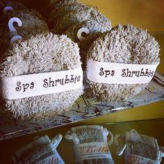 """Spa """"Shrubbies""""!  #studiobella #spa #boutique #atx"""