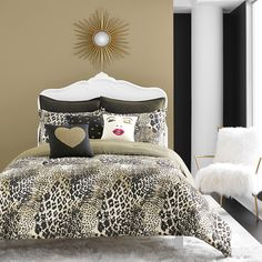 boudoir' comforter set | betsey johnson, boudoir and comforter