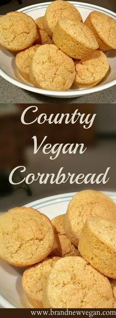 A moist, fat-free, southern vegan cornbread, just like mama used to make...well sort of...
