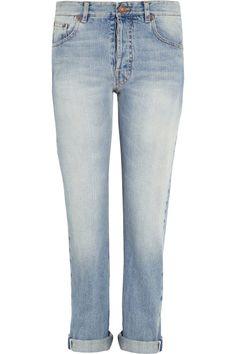 The Row|Ashland mid-rise slim jeans|NET-A-PORTER.COM