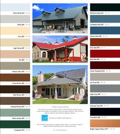 Residential Metal Roofing Panel Systems-Colors Of Metal Roofs For Houses Facade House, House Roof, Metal Roofing Systems, Tin Roofing, Roofing Materials, Residential Metal Roofing, Metal Roof Installation, Metal Roof Houses, Metal Roof Colors