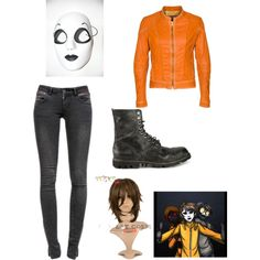 polyvore cosplay - Google Search