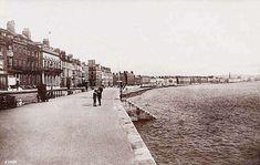 Esplanade, Weymouth, Dorset Weymouth Beach, Weymouth Dorset, Portland, Seaside, Sidewalk, Street View, England, Education, Places