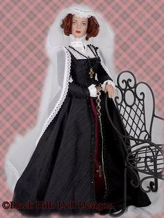 Black Hills Doll Designs Mary Stuart