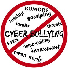 Every school should develop and anti-bullying campaign that is endorsed by students and enforced by teachers and parents!