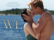 A movie about Wallis Simpson & King Edward, but from a different stand point...  Loved it.