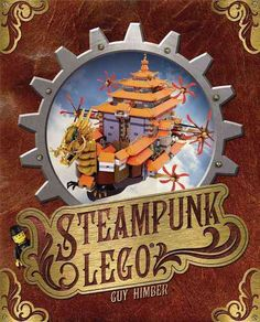 Filled with dirigibles and floating cities, penny-farthings and pirate ships, curiosities and robots galore, Steampunk LEGO is an illustrated collection of Victorian-era sci-fi treasures, all built fr