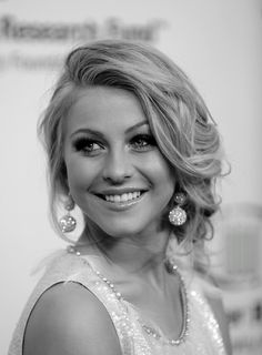 I am determined to find a hair stylist who can do this on me (Julianne Hough)