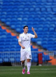 James Rodriguez Real Madrid Club 7734e8341