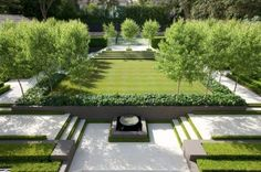 A modern or contemporary garden is characterized by a sleek, streamlined and sophisticated style. Modern garden designs draw on the simplicity of Asian design practices. Generally, a modern garden … Modern Landscape Design, Landscape Plans, Garden Landscape Design, Modern Landscaping, Outdoor Landscaping, Landscaping Ideas, Landscaping Software, House Landscape, Landscaping Contractors