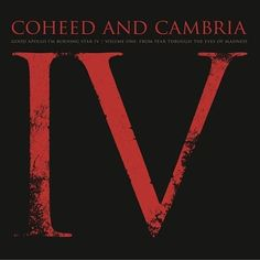 Coheed And Cambria - Good Apollo I'm Burning Star IV Vol. One: From Fear Through... Vinyl 2LP