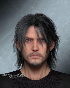NightysWolf Noctis Final Fantasy XV