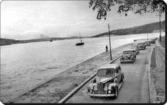 Aşiyan sahili - 1940'lar