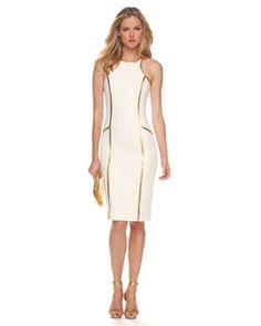This dress screams Victoria Grayson a la Revenge. Love it.