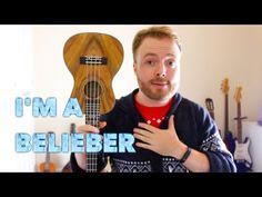 Justin Bieber - Love Yourself (Ukulele Tutorial) - YouTube