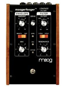 Amazon.com: Moog MF101 Moogerfooger Low Pass Filter Effects Pedal for Guitar, Bass, and Synth - Black: Car Electronics