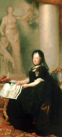 Marie's mother Empress Maria in her widow's clothing after the death of her husband.