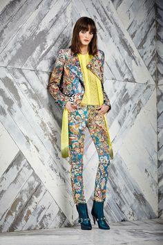 Just Cavalli Pre-Fall 2014 Fashion Show - Best Looks | RunwayPass