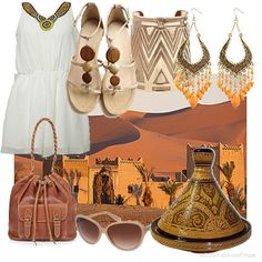 Holiday To Morocco | Women's Outfit | ASOS Fashion Finder
