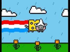 Nyan Cat NETHERLANDS!!!