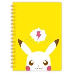 Pikachu Notebook
