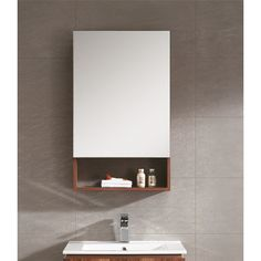Shop AllModern for Medicine Cabinets for the best selection in modern design.  Free shipping on all orders over $49.