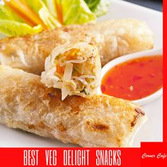 If it is #VegFood that you are looking for, then #CornerCafe is the right place..