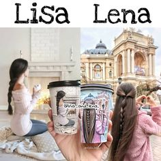Lena Lisa Or Lena, Jolie Photo, School Outfits, Bff, Twins, Halloween Halloween, Cute, Quizzes, Unicorns