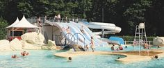 Le Val de Bonnal Campsite - A popular campsite with those looking for a traditional campsite in France on which they can relax, as well as with those looking for a variety of sporting activities.