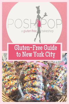Gluten-Free Guide to New York City: Eats and Treats in Lower Manhattan glutenfreenoodles Gluten Free Buns, Gluten Free Bakery, Gluten Free Pizza, Gluten Free Diet, New York Travel Guide, New York City Travel, Travel Tips, Usa Travel, Free Travel