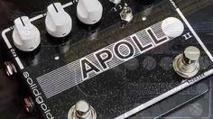 SolidGoldFX Apollo II Bass Demo Feat. Ben Wright