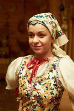 Overview of the costumes of the Lemkos / Rusyns part The west. Folk Costume, Costumes, My Heritage, First World, Ethnic, Culture, Traditional, Outfits, Dresses