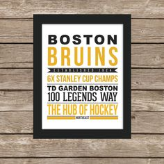 Hey, I found this really awesome Etsy listing at https://www.etsy.com/listing/153672298/boston-bruins-print-printable