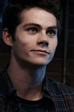 "This is my fav pic of stiles the look on his face totally says ""I've got a plan and u won't like it"""