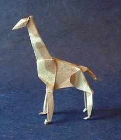 Akira Yoshizawa origami art
