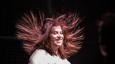 Włosy stają dęba w Teatrze Wysokich Napięć / Hair stand on end at the High Voltage Theater