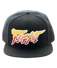 Take a look at this Street Fighter V Fight Snapback Cap today! 3530a7b9da5