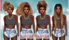 HAIR FAIR # Vanity Hair