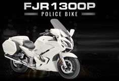 US Police to Get Yamaha FJR1300P – Motorcycle Mastery