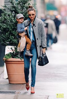 FLIP AND STYLE || Sydney Fashion Blog: Miranda Kerr Style