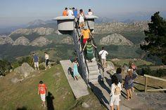 Los miradores más espectaculares de #Asturias