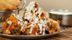 Treasure Island Bhaji with mint chutney! Get the full recipe from our very own chef! Please click on this link: http://www.stuff.co.nz/life-style/food-wine/recipes/88334649/recipe-bhaji-with-mint-chutney-from-treasure-island-resort