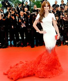 Cannes Film Festival 2012: The Best Dressed Stars: Cheryl Cole