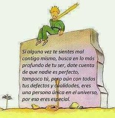 The Little Prince Inspirational Phrases, Motivational Phrases, The Little Prince, More Than Words, Spanish Quotes, Wise Words, Favorite Quotes, Quotations, Qoutes