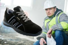 Steel Toe Cap Safety Trainers