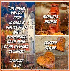 Evening Greetings, Goeie Nag, Angel Prayers, Goeie More, Afrikaans, Good Night, Words, Diamond, Quotes