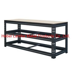 [Industrial Bench]Steel Industrial Bench with Timber Shelves,, Production Capacity:500PCS/Day, Usage:Industrial, Warehouse Rack,Material: Steel and Wood,Structure: Shelf,Type: Boltless/Rivet Racking,Mobility: Adjustable,Height: 0-5m,, Industrial Bench, Work Bench, Bench,