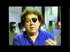 Dale Chihuly: Glass Master -- 1987, part 1- perhaps show while kids are working - kind of slow but shows how to blow glass